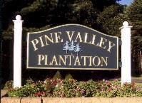 Pine Valley Sign